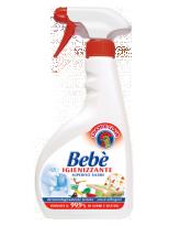 Bebè Igienizzante Superfici Sicure